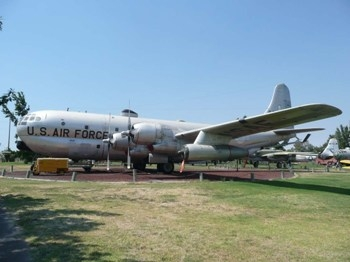 Boeing KC-97-L Stratofreighter Walk Around