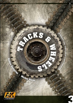 Tracks And Wheels (Learning Series 3)