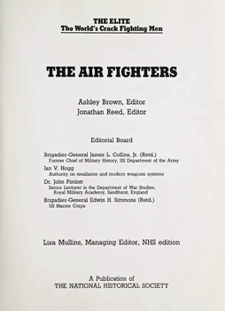 The Air Fighters (THE ELITE: The World's Crack Fighting Men)
