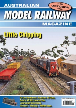 Australian Model Railway Magazine 2018-10 (332)