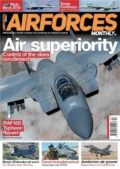 Air Forces Monthly 2018-10