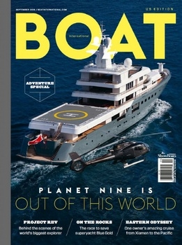 Boat International US Edition - September 2018