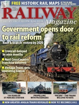 The Railway Magazine 2018-10