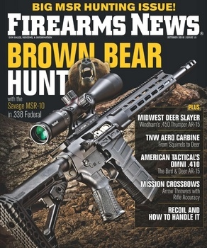 Firearms News 2018-19
