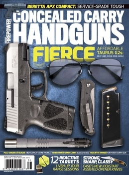 Conceal & Carry Handguns - Winter 2018