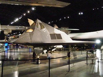 Lockheed F-117A Nighthawk Walk Around