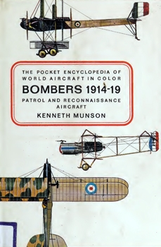 Bombers 1914-19. Patrol and Reconnaissance Aircraft