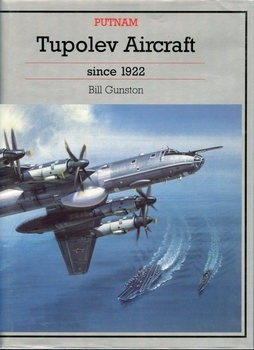 Tupolev Aircraft Since 1922