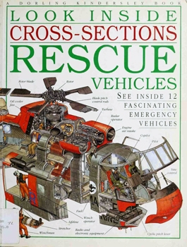 Look Inside Cross-Section Rescue Vehicles