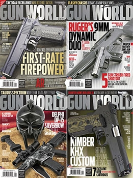 Gun World - 2018 Full Year Issues Collection