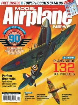 Model Airplane News 2019-01