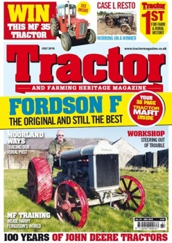Tractor and Farming Heritage Magazine № 179 (2018/7)
