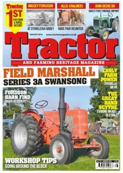 Tractor and Farming Heritage Magazine № 180 (2018/8)