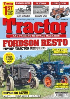 Tractor and Farming Heritage Magazine № 184 (2018/Winter)
