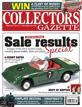 Collectors Gazette 2018-08