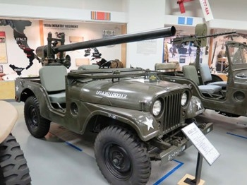 M38A1C Jeep with M40 106mm Recoilless Rifle Walk Around
