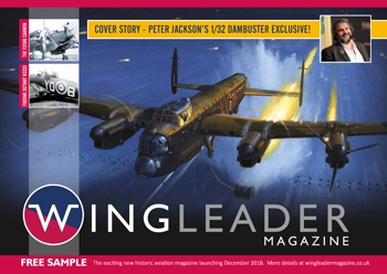 Wingleader Magazine Free Sample 2018