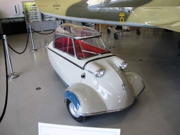 Messerschmidt Cabin Scooter, 1958 Walk Around