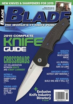 Blade Complete Knife Guide 2019