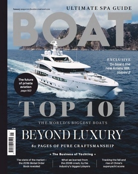 Boat International - January 2019