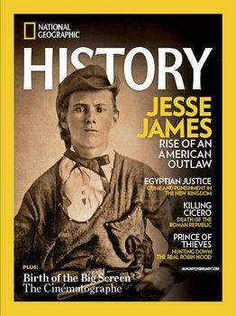 National Geographic History 2019-01/02