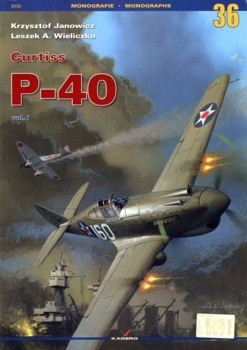 Curtiss P-40 vol.I (Monografie № 36)
