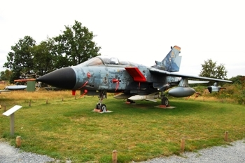 Panavia 200 Tornado IDS (43+55) Walk Around