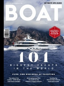 Boat International US Edition - January 2019