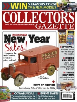 Collectors Gazette 2019-02