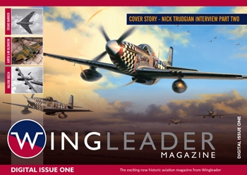 Wingleader Magazine Issue 1