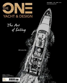 The One Yacht & Design - Issue 16, 2018