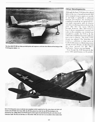 Bell P-39 Airacobra (Crowood Aviation Series)