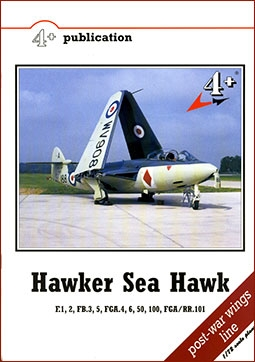 Hawker Sea Hawk (4+ Publications)