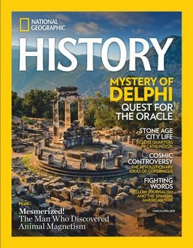 National Geographic History 2019-03/04
