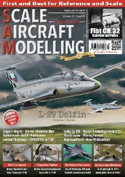 Scale Aircraft Modelling 2019-03