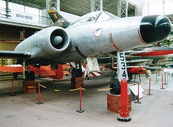 CF-100 Canuck Walk Around
