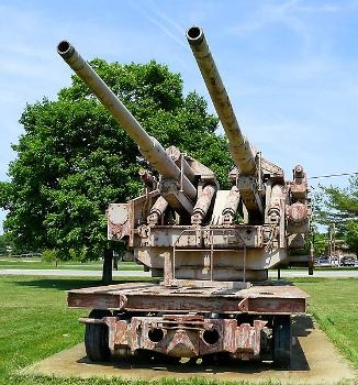 Aberdeen Proving Ground - Anti Aircraft Weapons Photos