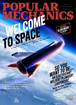 Popular Mechanics USA - April 2019