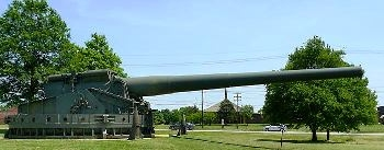Aberdeen Proving Ground - Heavy Artillery Photos