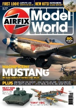 Airfix Model World 2019-04