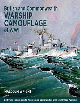 British and Commonwealth Warship Camouflage of WWII