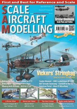 Scale Aircraft Modelling 2019-04