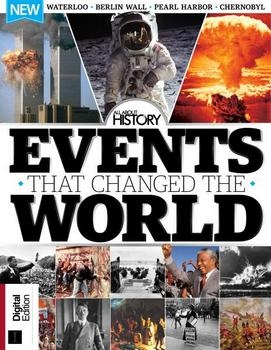 Book of Events That Changed The World (All About History 2019)