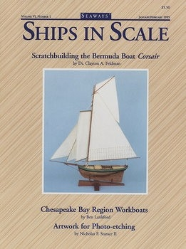 Ships in Scale 1995-01/02 (Vol.VI No.1)