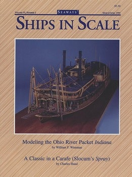 Ships in Scale 1995-03/04 (Vol.VI No.2)