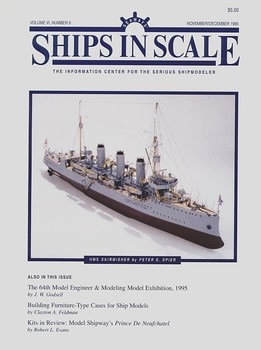Ships in Scale 1996-11/12 (Vol.VI No.6)