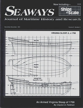 Ships in Scale 1991-11/12 (Vol.II No.6)