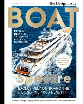 Boat International - May 2019