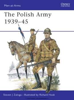 The Polish Army 1939-1945 (Osprey Men-at-Arms 117)