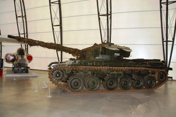 Centurion FV4011 Mk.6 105mm 17A1 Walk Around